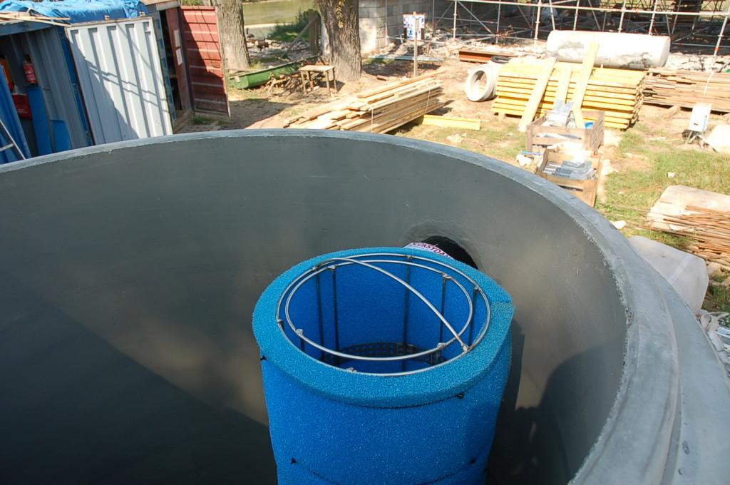 Modish Separatory substancji ropopochodnych, stalowe, betonowe TW31