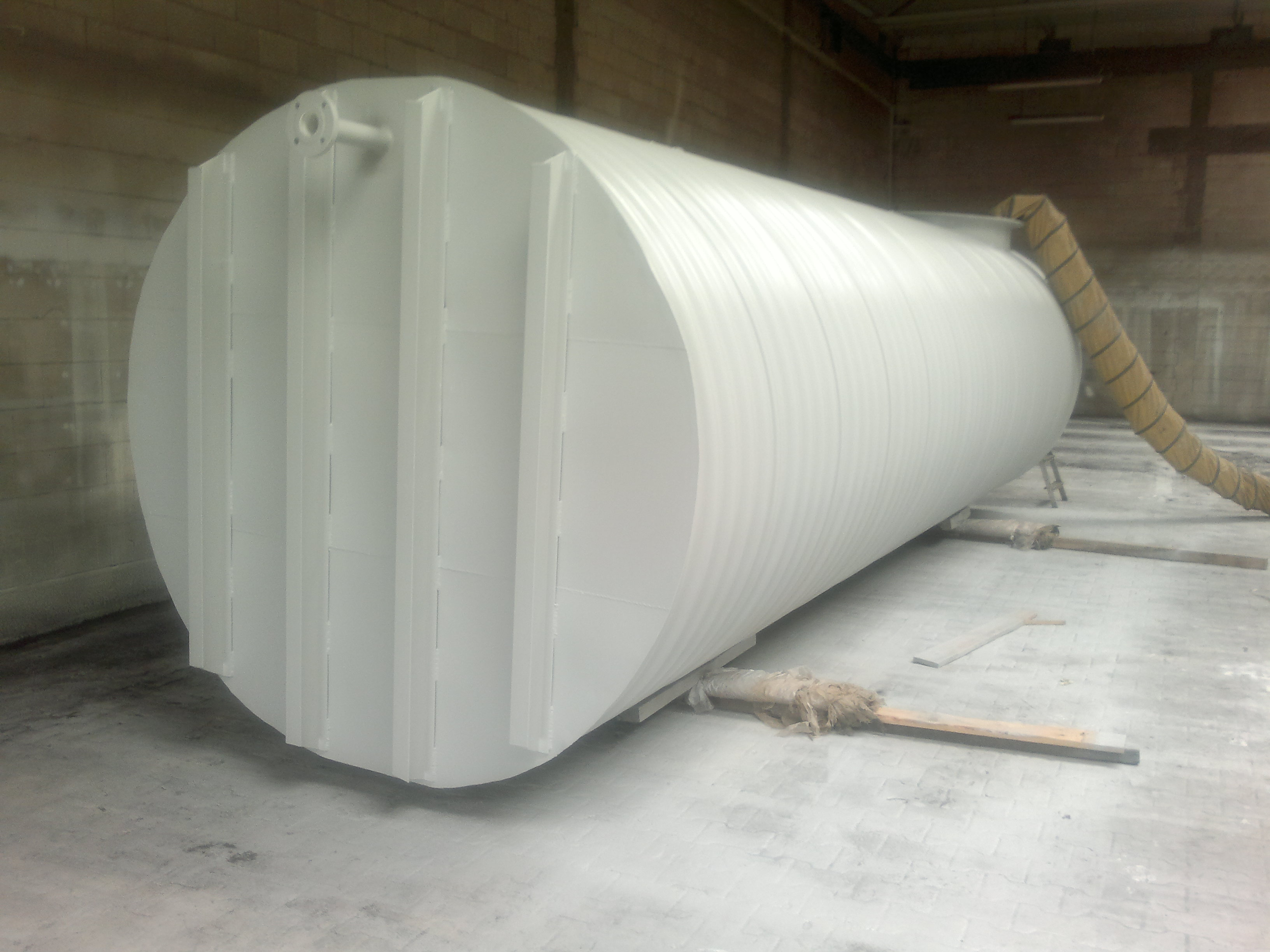 Bardzo dobry Zbiorniki wody pitnej - OKSYDAN GT67